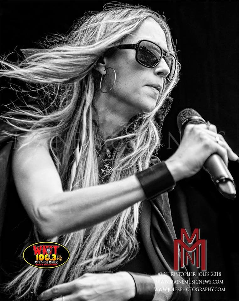 Exclusive Interview with Jill Janus Vocalist with Huntress