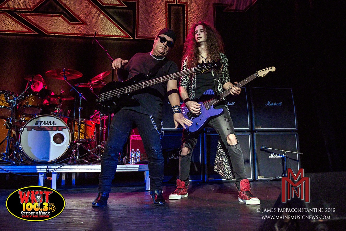 Ratt – The Cabot – Beverly, MA. – 07/11/2019