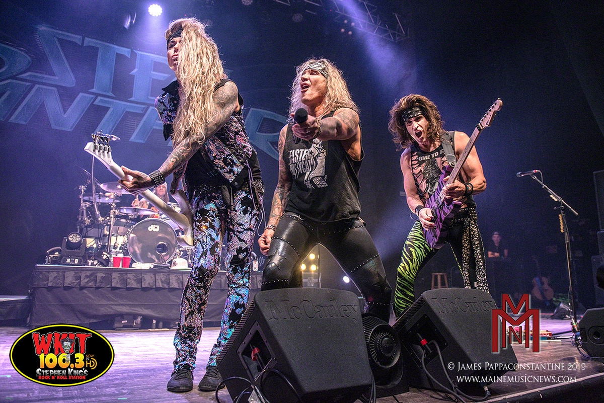 Steel Panther – State Theatre – Portland, ME. – 10/20/2019