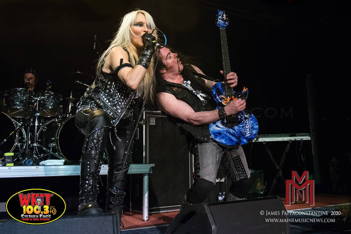 Doro – Monsters Of Rock Cruise – 02/09/2020